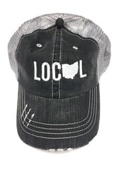 Local- Ohio Trucker Hat
