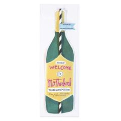Motherhood- Bottle Straw
