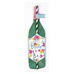 Bride To Be- Bottle Straw