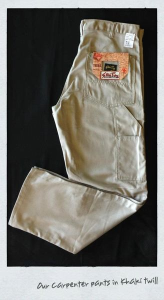 0a548d09a5 Stan Ray Made in the U.S.A. Carpenter Pant