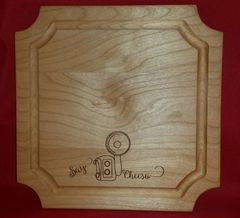 Cutting Boards with Personalized Message or Recipe