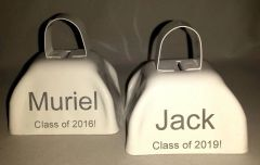 Personalized Bells, Bells, Bells!