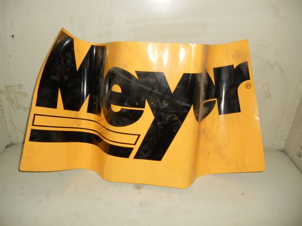 MEYER BLADE STICKER