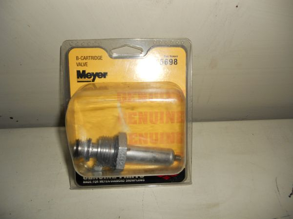 MEYER 15698 B-CARTRIDGE VALVE