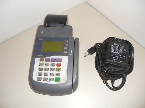 Omni 3500 Credit Card POS terminal
