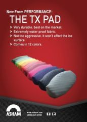 ASHAM Performance TX Pad