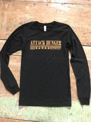 Special Addition Golden Army Long Sleeve Tee