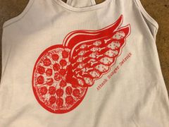 Attack Hunger Women's Bread Wings Tank