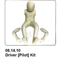 Driver [Pilot] Kit