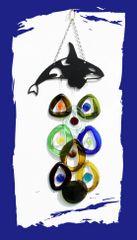 0722 Orca Metal Top Chime
