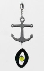 0821 Anchor Mini Metal Chime