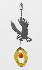 0822 Eagle Mini Metal Chime