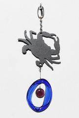 0816 Crab Metal Mini Chime