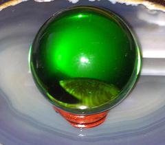 Samhain Cast Money Drawing Sphere - Brings Debt Relief, Success and Financial Freedom!