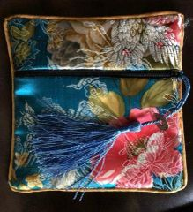Beautiful 1 Hour Recharging and Boosting Bag For All Types, Races and Level Spirits & Entities Silk Bag With Zipper