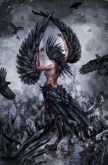 Dark Art Harpy - Personal Spell Caster - Great Protector Who Banishes All Evil