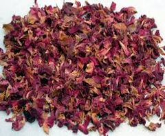 Spell Cast Dried Red Rose Petals - Spirit Offering or Attract Love, Ignite Passion and Enhance Beauty!