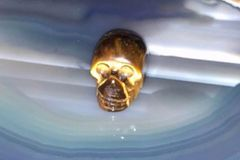 New Casting - Unbound Banishment Skull - Captures and Destroys Evil Entities and Spirits