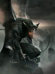 High Level 5 to Level 6 Gargoyle - Proven Banishers Of Evil - Sweet and Active!
