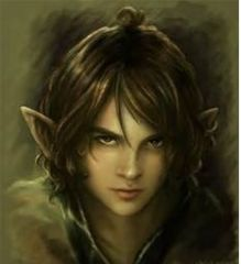 Salvanelli Elf - Extremely Active Spell Casting Elf!