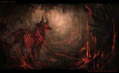 Chezarina - Female Commander Hellhound