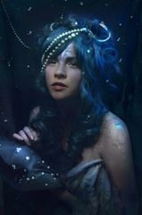 Female Selkie - Healer and Bringer Of Life Happiness - Aids In Spirit Communication and Lucid Dreaming