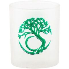Spell Cast Votive Candle Holder - Turn Any Votive Tealight Candle Into Power packed Offering, Spell & Even Bonding Tool!