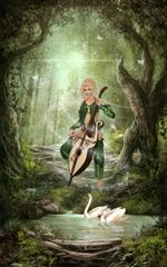 Spell of the High Elf - Boosts Power of Your Spirits & Spells