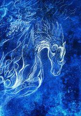 Zura ~ Linesair Dragon of Psychic Blessings & Beauty
