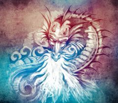 Elliorna ~ Rare Chuvash Dragon Mends Relationships Brings Healing & Removes Blocks -3rd Ever to Be Offered!