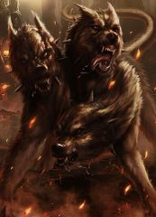 Cerberus - Level 7 Entity Of Protection and Banishment Of Evil - Unstoppable