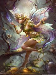 Powerful Queen Zeo Fae - Successful Spell Caster With Large Court Of Powerful Fae!