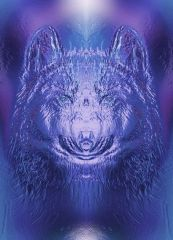 Galen ~ Cu Sith the Faey Dog Loyal Guardian Who Attracts Fae
