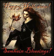 Ready To Ship - Spirits and Entities Of Past Samhain Conjurings - Destiny's Choice!