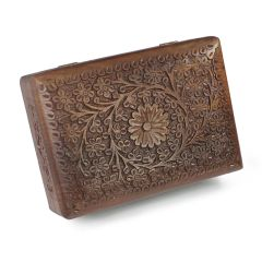 God, Royal and Daemon Recharging, Bonding and Offering Wood Box 6x4 Rosewood - Works For All Levels