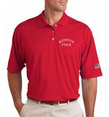 Boston Fire Polo - RED