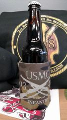 USMC mos, infantry, company Beer Warmer.