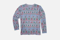 Brooks Ugly Sweater Long Sleeve (Mens)
