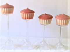 Pair Of Cup Cake Candles