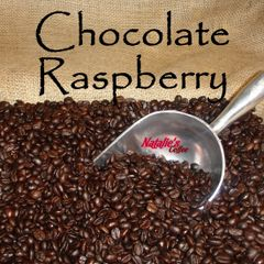 Chocolate Raspberry Fresh Roasted Gourmet Flavored Coffee