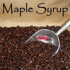 Maple Syrup Fresh Roasted Gourmet Flavored Coffee