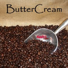 ButterCream Fresh Roasted Gourmet Flavored Coffee