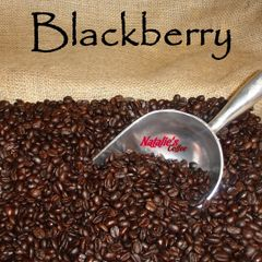 Blackberry Fresh Roasted Gourmet Flavored Coffee