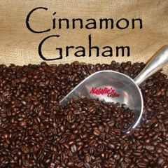 Cinnamon Graham Cracker Fresh Roasted Gourmet Flavored Coffee