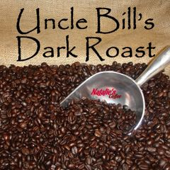 Uncle Bill's Blend Fresh Roasted Gourmet Coffee 12 oz Bag