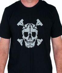 Mens Idaho Skull T-shirt