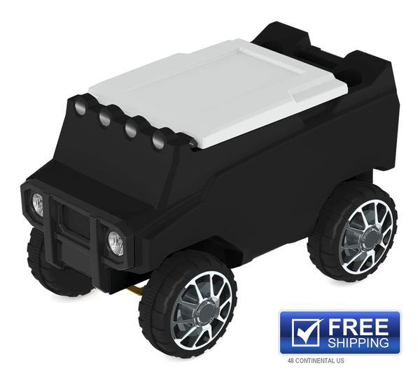 C3 Rover Rc Cooler Black C3 Custom Coolers