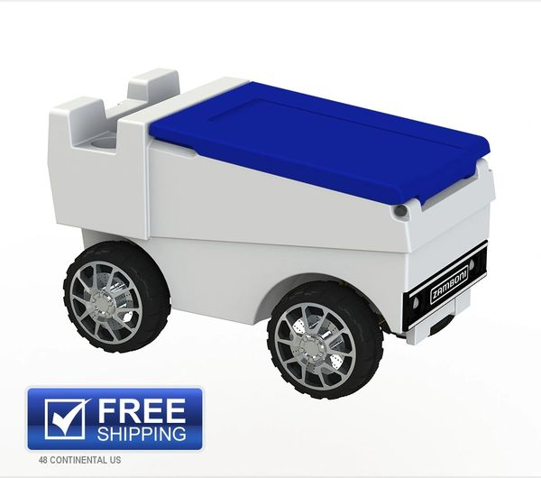 Rc Zamboni White C3 Custom Coolers