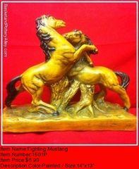 Fightinh Mustang - #1501P