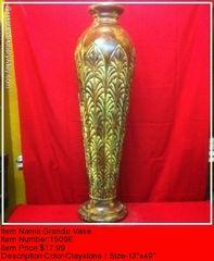 Grande Vase - #1509E